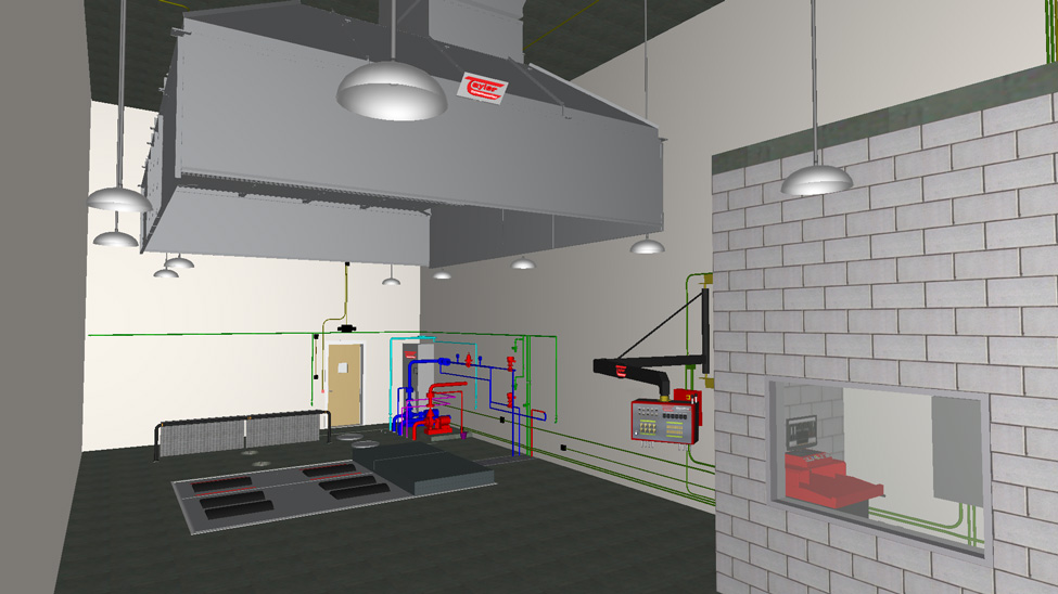 Explore the Dyno Room – Dynamometer Test Cells | Taylor Dyno