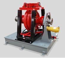 DL Series water brake engine dynos