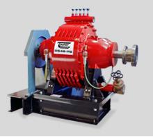 DS Series water brake engine dynos