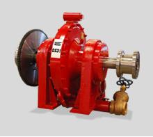 DX Series water brake engine dynos