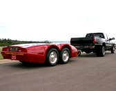 Towing Dynos for Full-Sized Cars to Light Trucks