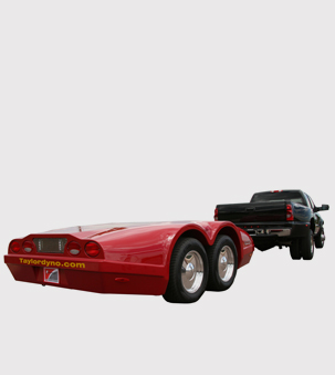 Tow Dyno for Full-Sized Cars and Light Trucks