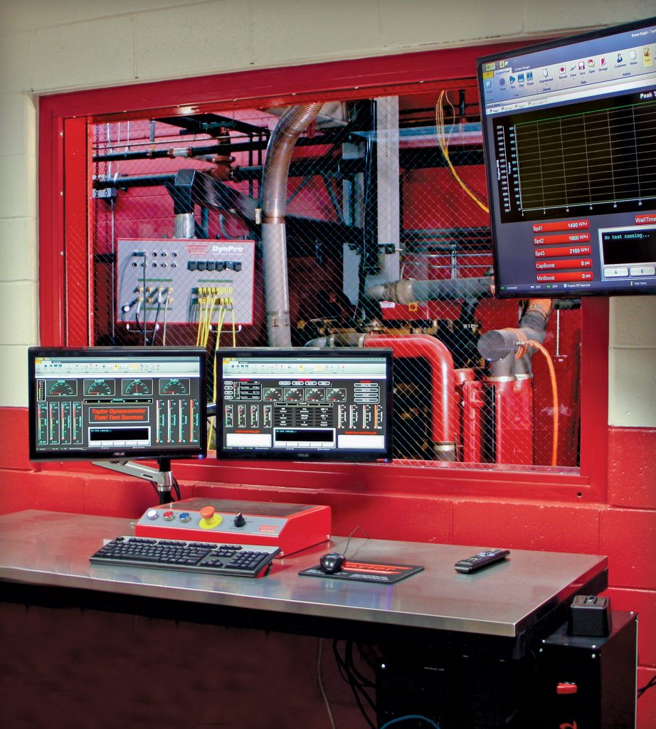 Instrumentation Test Cell