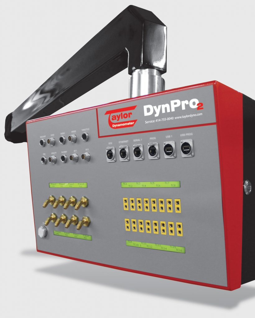 DynPro2 Instrumentation and Control