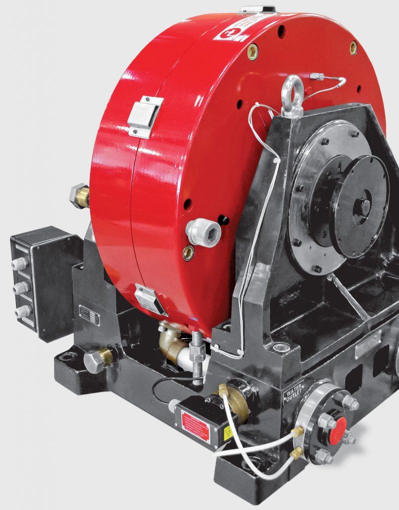 Eddy Current Engine Dynamometer
