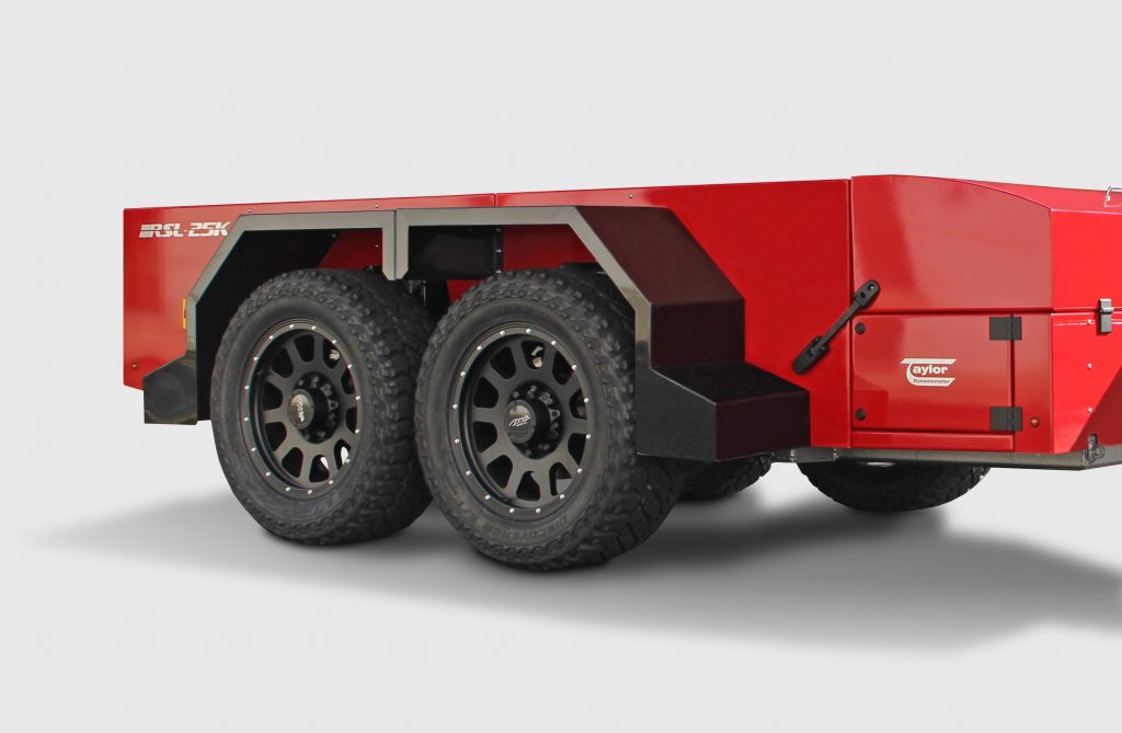 Full-Sized Car and Light Truck Towing Dynamometer