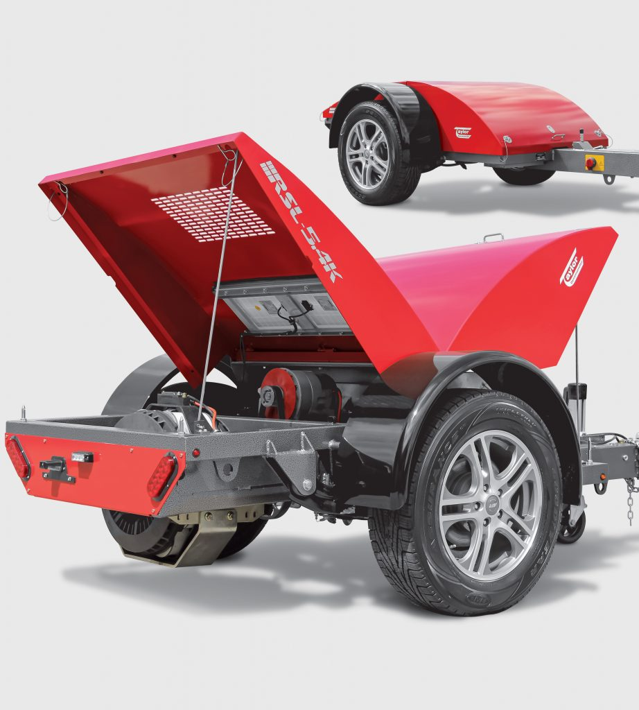 Light Duty Towing Dynamometer