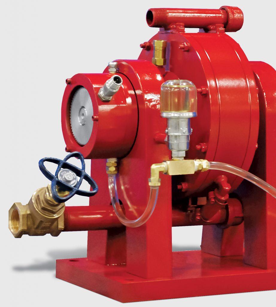M2 Series Water Brake Dynamometer