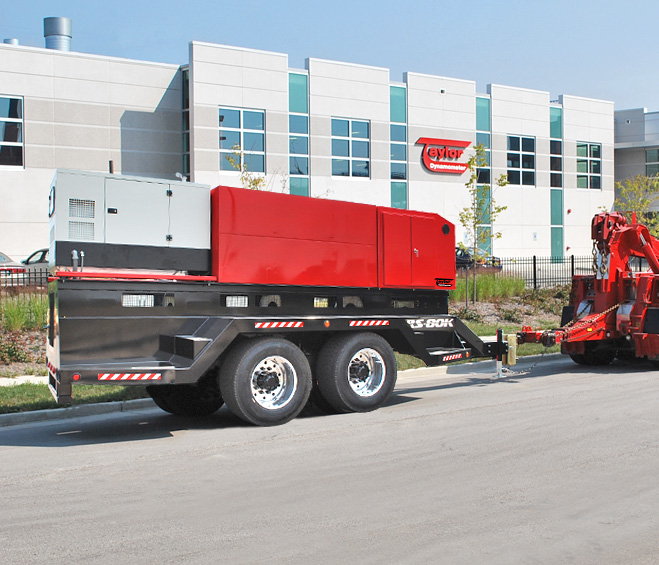 Medium-Duty Truck and Bus Towing Dynamometer