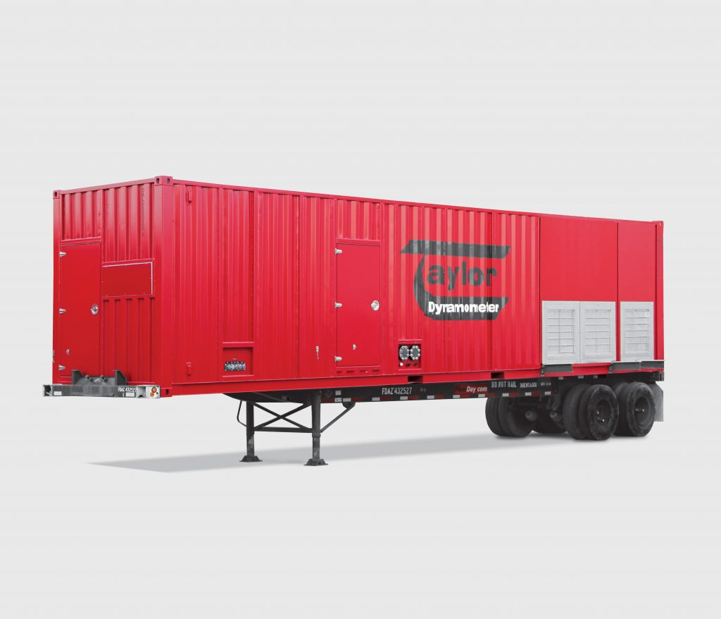Mobile Dynamometer Test Centers