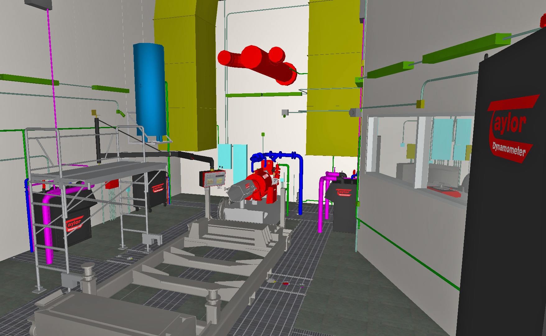 Dynamometer Consulting and Design Services