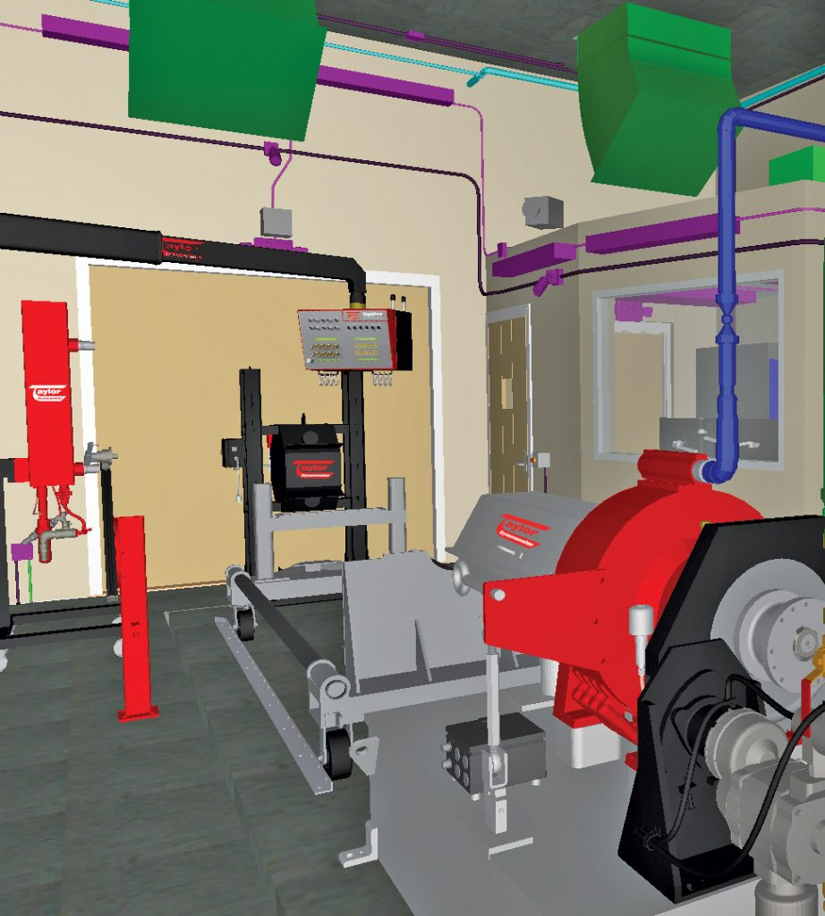 Dyno Test Cell Design