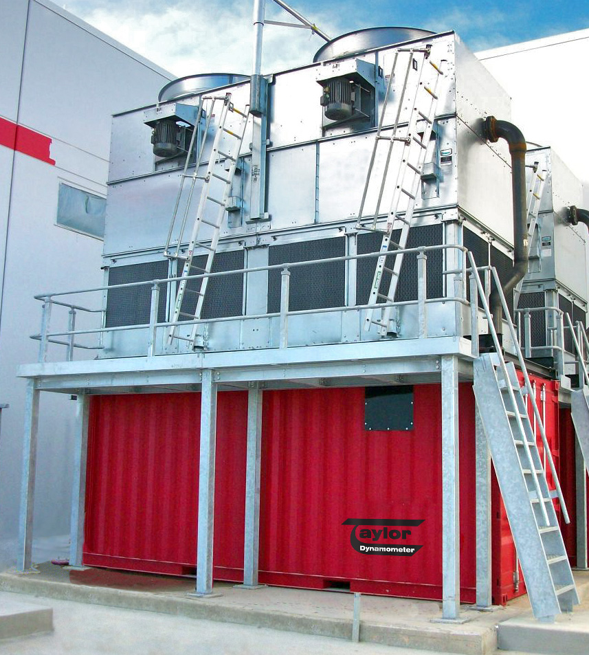 Dyno Test Cell Facility Support
