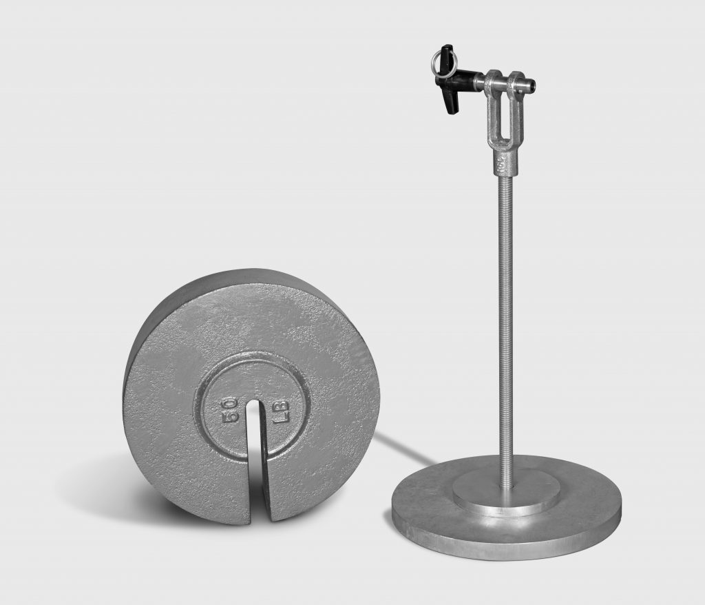 Dynamometer Calibration Weight Kit