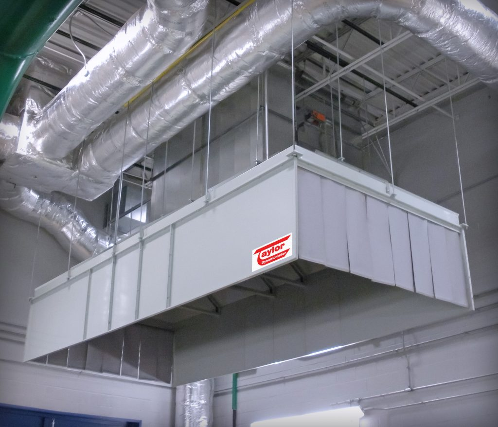 Test Cell Air Handling and Ventilation