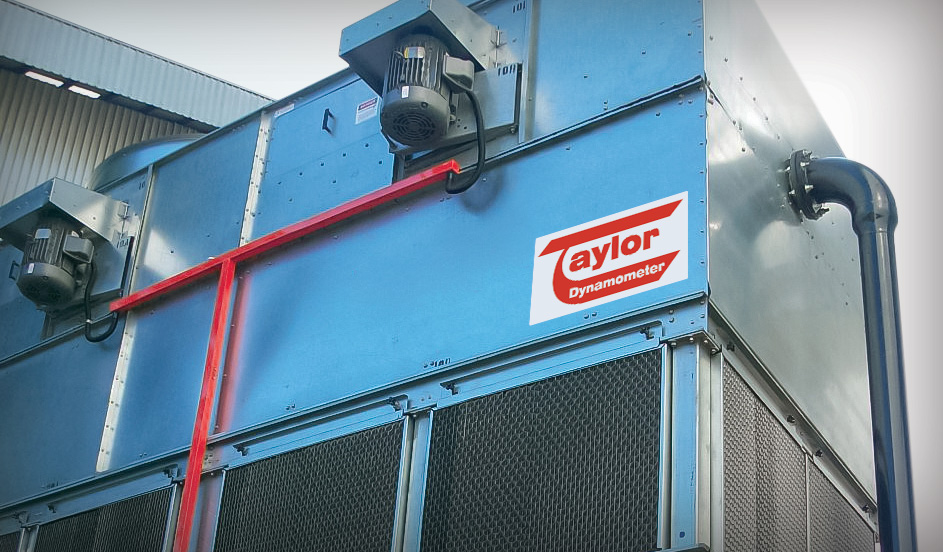 Water Cooling System - Dyno Test Cell