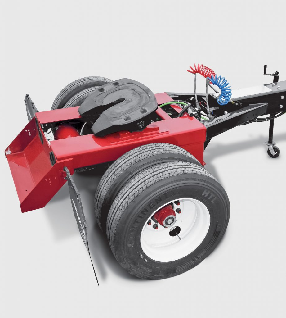 Converter Dolly - Red