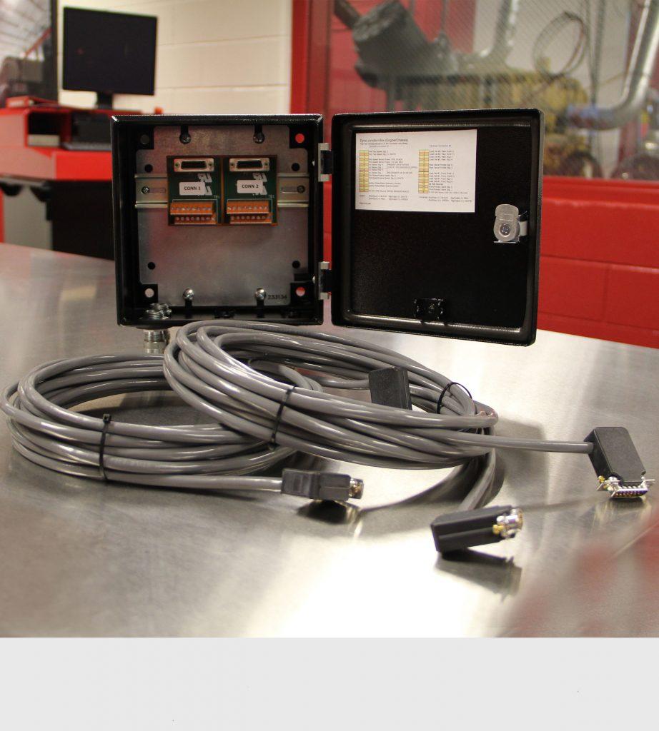 Electric Motor Retrofit Kit: Junction Box Retrofit Kit