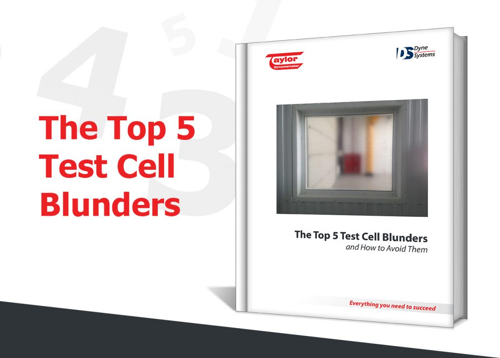 eBook - The Top 5 Test Cell Blunders