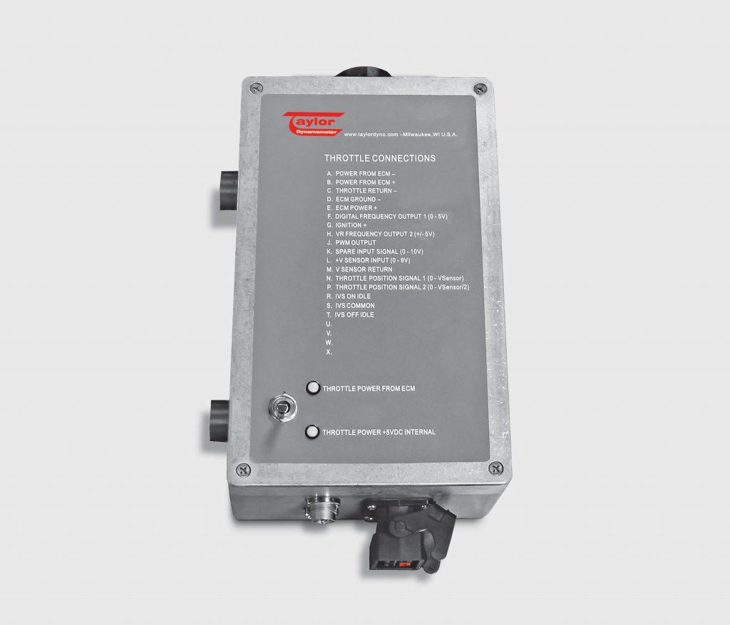 Electric Throttle Control Box