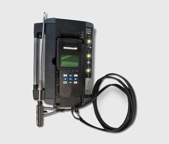 Emission Gas Analyzer