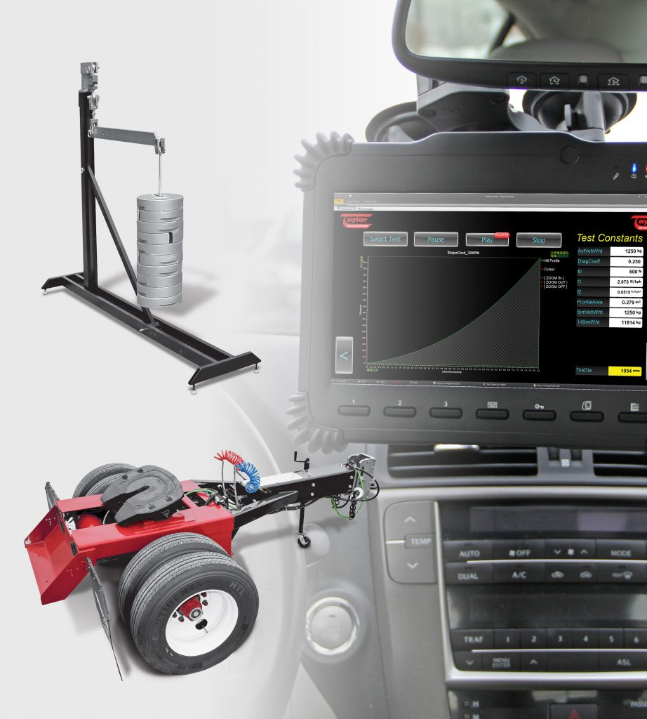 Towing Dyno Accessories