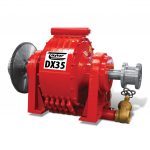 Water Brake Engine Dynamometer Model DX35